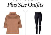 plus size wardrobe