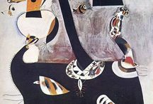 Joan Miro Gemälde