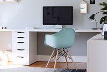 Espace travail - bureau - atelier