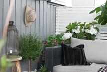 ♡ Outside (Garden ideas)