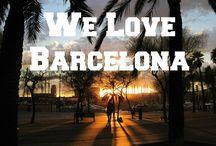 We Love Barcelona / by Yettio Travel Magazine
