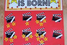 birthday bulletin board ideas