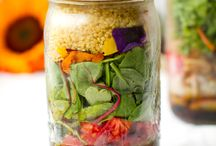 Salads vegan