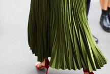 Skirts . . .