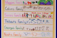 Preschool Families / by Georgia Karamalikis