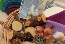 Woodland Tales (winter)