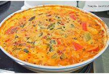 Timpin keittiössä / Blogini reseptejä, tervetuloa tutustumaan!
