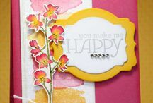 Happy Watercolour - Stampin' Up!