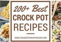 Crockpot recipies