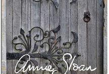 Annie Sloan gemengde kleure