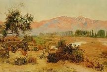 pintura chilena