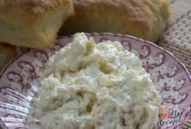 syrova pomazanka s cesnakom