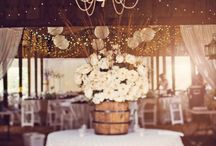 My Wedding / Things I would like at my wedding.