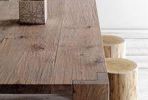 Tavoli legno