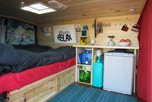 Camper Dreaming / Converting the van into a camper!