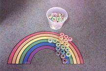 Theme:  Rainbows