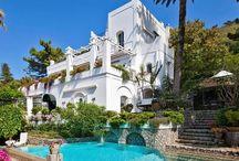 Capri luxury villas / Luxury villa rental Capri, Rent villa Capri, Capri vacation rentals.