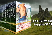Highland Shifters / Sexy Scottish Paranormal Romance