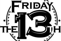 Friday the 13th  Fun Not Scarey