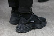 Black Sneakers (Men)