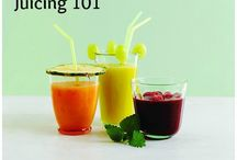 Juicing & Smoothies and other drinks