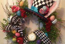 party - Alice in Wonderland