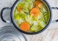 Nomnom soups and salads
