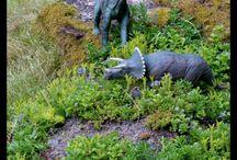 AA Dinosaur gardens