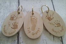 Wooden Gifts / A lovely mix of engraved wood in a collection of bespoke gifts!
