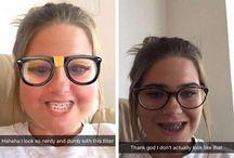 Feeling Snapchatty