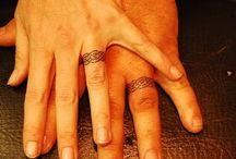 Tattoos wedding / by Wally Lomas