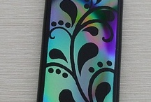 dichroic with decal