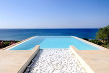 Makria Miti Estates, Paros Greece