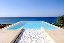 Makria Miti Estates, Paros Greece