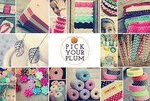 Pick Your Plum / by Bobi White