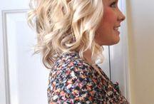 Haircut ideas / by Christie Hoos