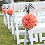 PCF Weddings - Ceremony Decor / http://www.pcfweddings.com / by Port Charlotte Florist
