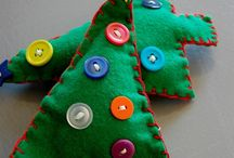 xmas ornaments / by alexia riley
