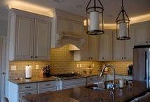 kitchens / inspiration for my dream kitchen
