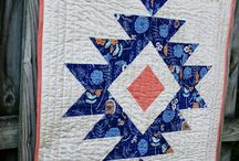 Quilting - Aztec Pattern