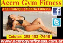 Ana Usategui / Modelo Fitness