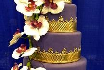Wedding cakes for....hueva
