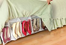 Space saving storage