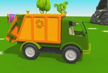 Cartoni animati per bambini piccoli (preschool)