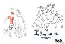 Ideas para hacer regalos personalizados / Ideas de dibujos para personalizar joyas de plata que nos han enviado a #Munota #regalospersonalizados #joyasdeplata #dibujos #dibujosdeniños #niños #joyasgrabadas