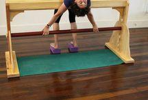 Iyengar Yoga Trestle