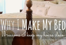 The Clean House / Household cleaning tips
