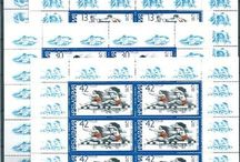 Olympic Games Stamps / Stamps with topic Olympic Games