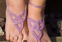 crochet Barefoot