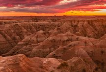 National Park - South Dakota